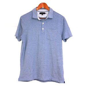 BANANA REPUBLIC Performance Pique Polo Shirt